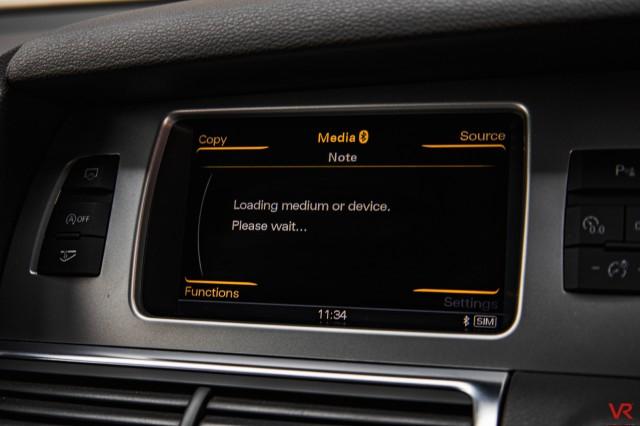 2014 (14) AUDI Q7 3.0 TDI QUATTRO S LINE PLUS 5DR AUTOMATIC