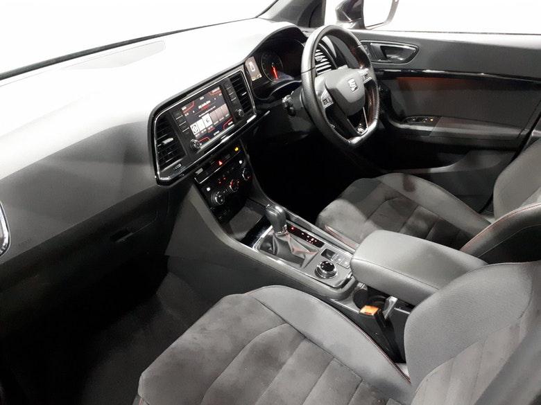 SEAT ATECA 1.4 ECOTSI FR 5DR SEMI AUTOMATIC