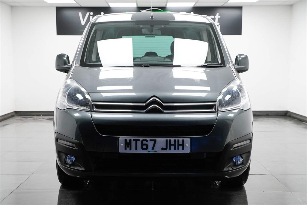 CITROEN BERLINGO MULTISPACE 1.6 BLUEHDI FEEL ETG6 5DR SEMI AUTOMATIC