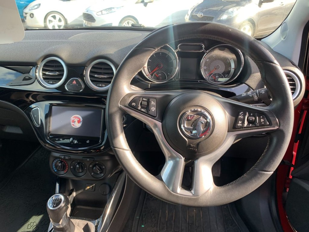 VAUXHALL ADAM 1.4 ROCKS 3DR