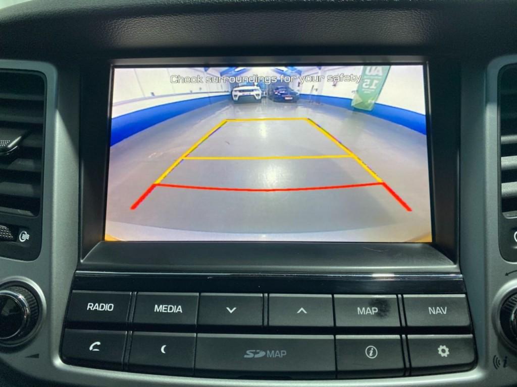 HYUNDAI TUCSON 1.7 CRDI SE NAV BLUE DRIVE 5DR