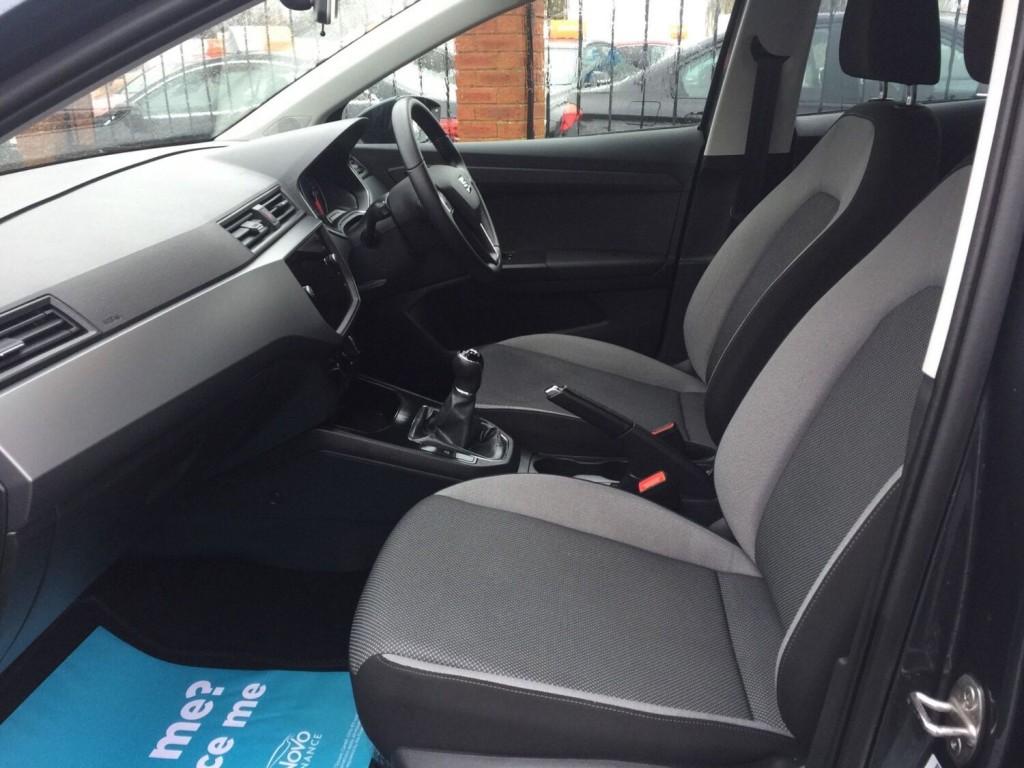 SEAT IBIZA 1.0 TSI SE TECHNOLOGY 5DR