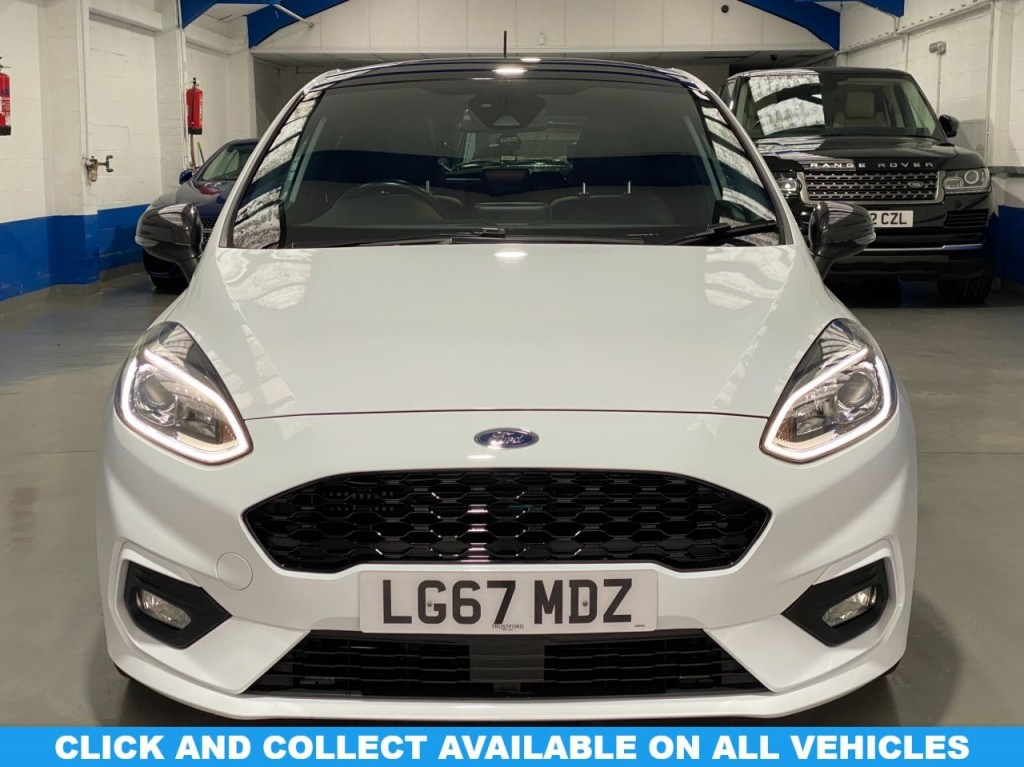 FORD FIESTA 1.0 ST-LINE X 3DR
