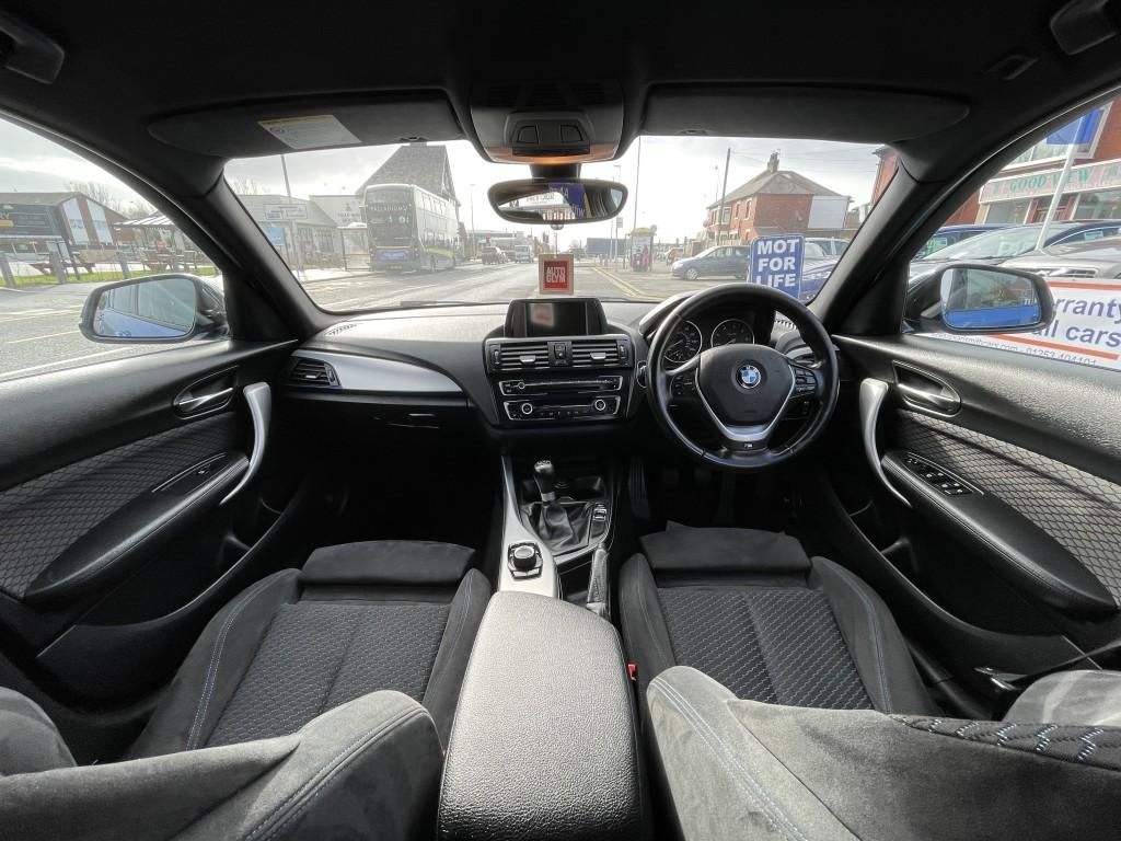 BMW 1 SERIES 2.0 116D M SPORT 5DR