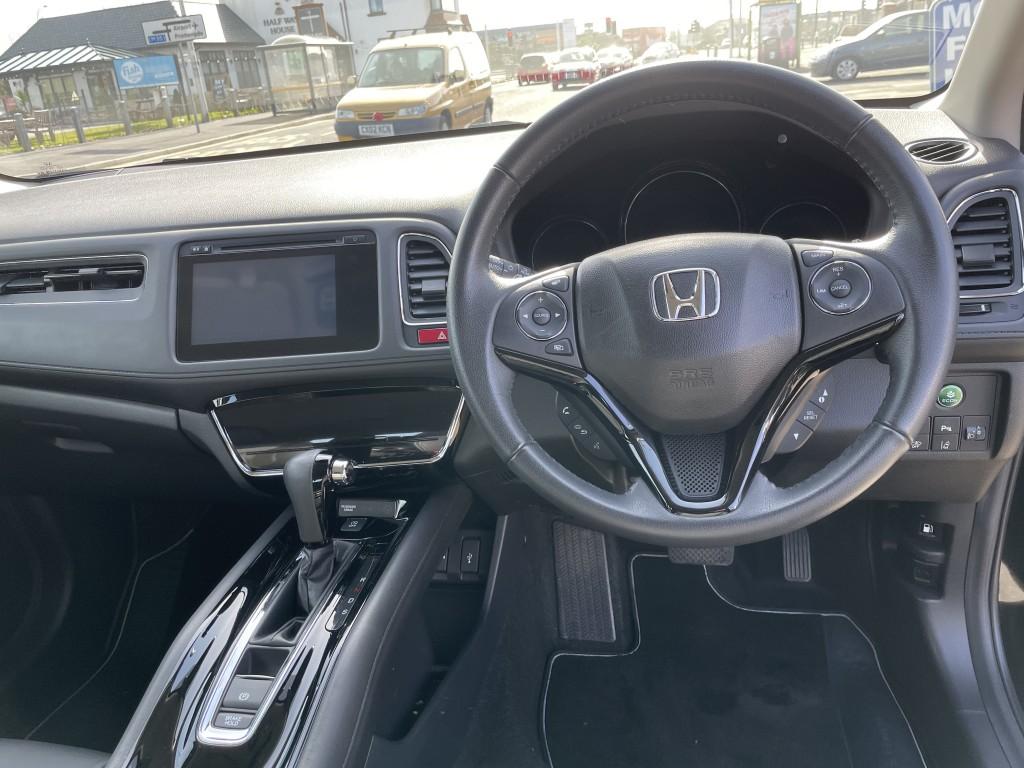HONDA HR-V 1.5 I-VTEC SE 5DR CVT