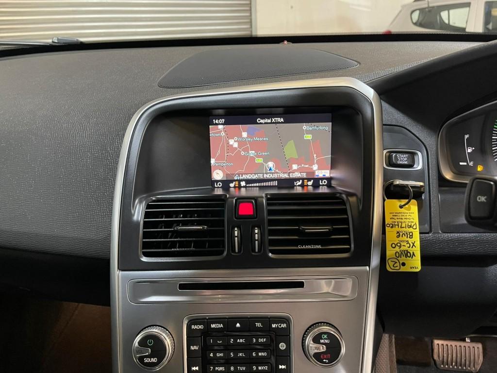 VOLVO XC60 2.0 D4 SE NAV 5DR AUTOMATIC
