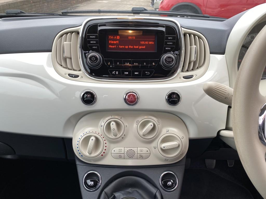 FIAT 500 1.2 POP STAR 3DR