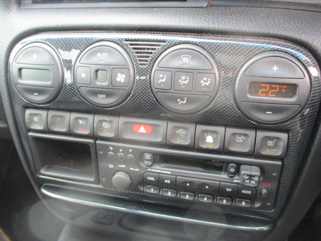 VAUXHALL OMEGA MV6 V6 24V 3.0 MV6 V6 24V 4DR