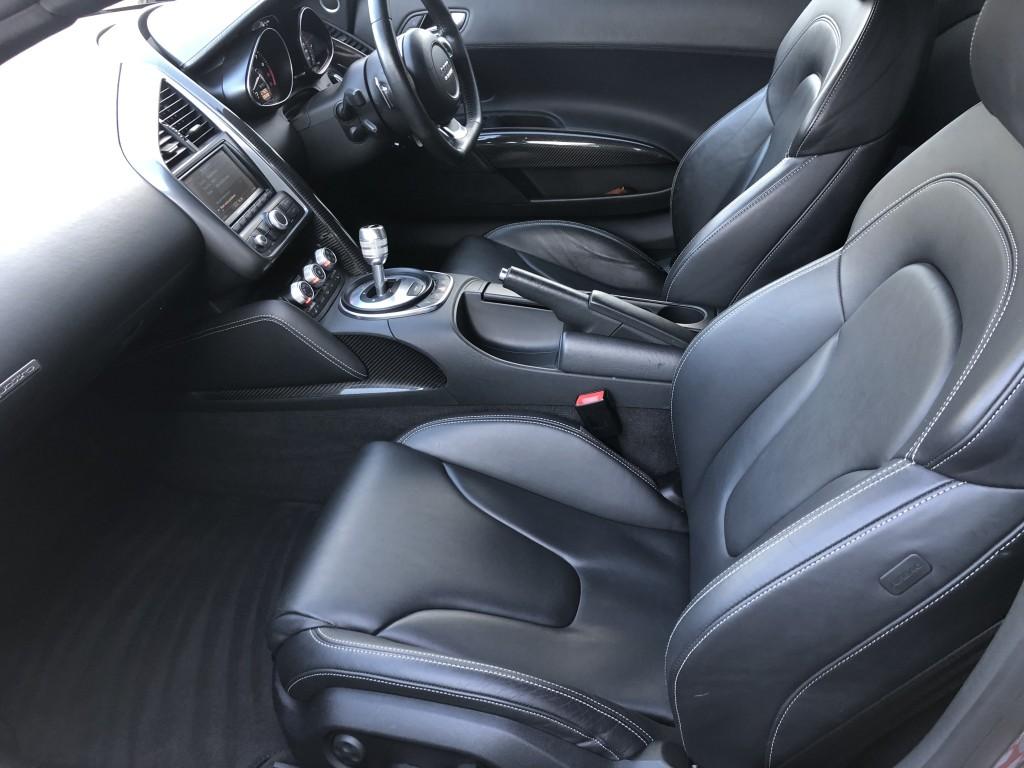 AUDI R8 5.2 V10 R Tronic QUATTRO 2DR