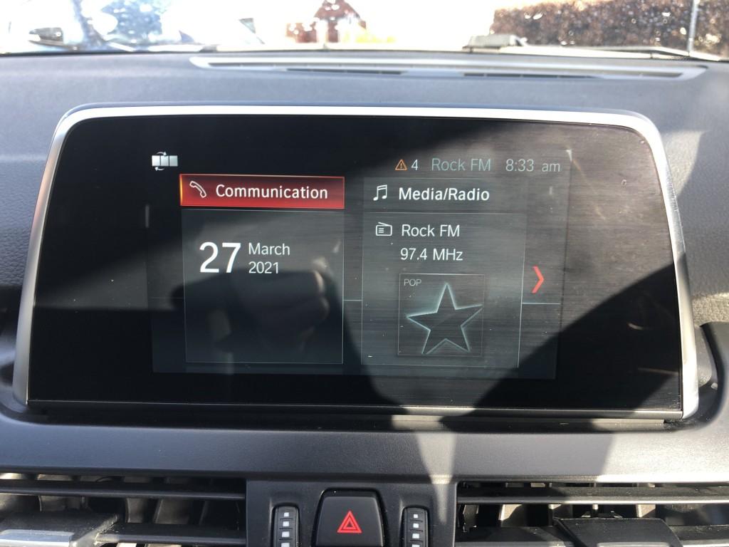 BMW 2 SERIES 218I SE GRAN TOURER 1.5 218I SE GRAN TOURER 5DR