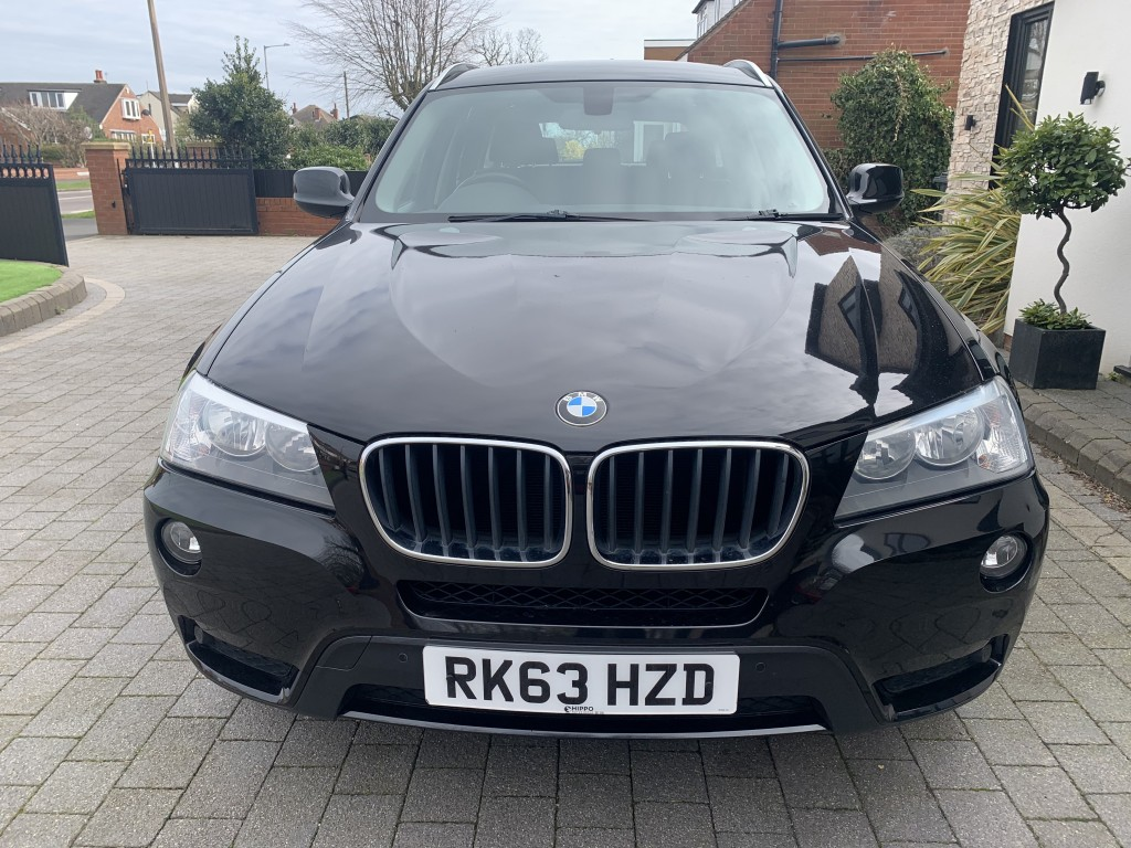 BMW X3 2.0 XDRIVE20D SE 5DR AUTOMATIC