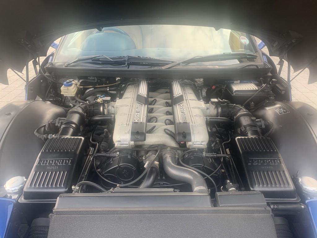 FERRARI 456M 5.5 GTA 2DR AUTOMATIC