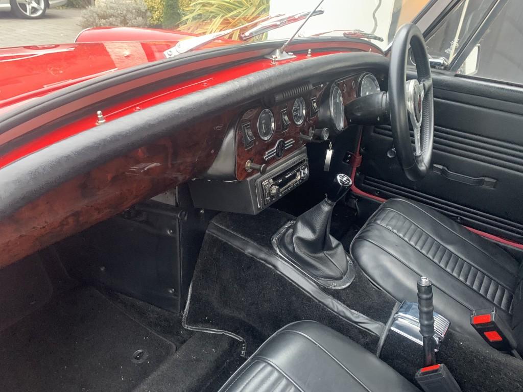MG MIDGET 1500 1.5 1500 2DR