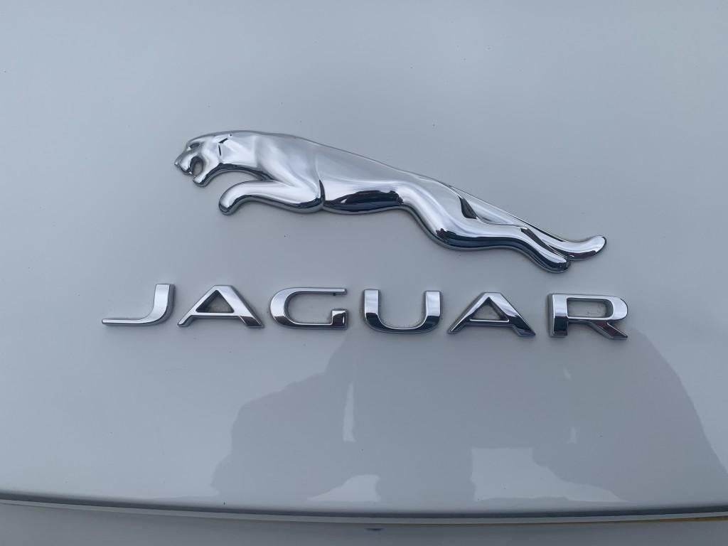 JAGUAR F-TYPE 3.0 V6 2DR AUTOMATIC