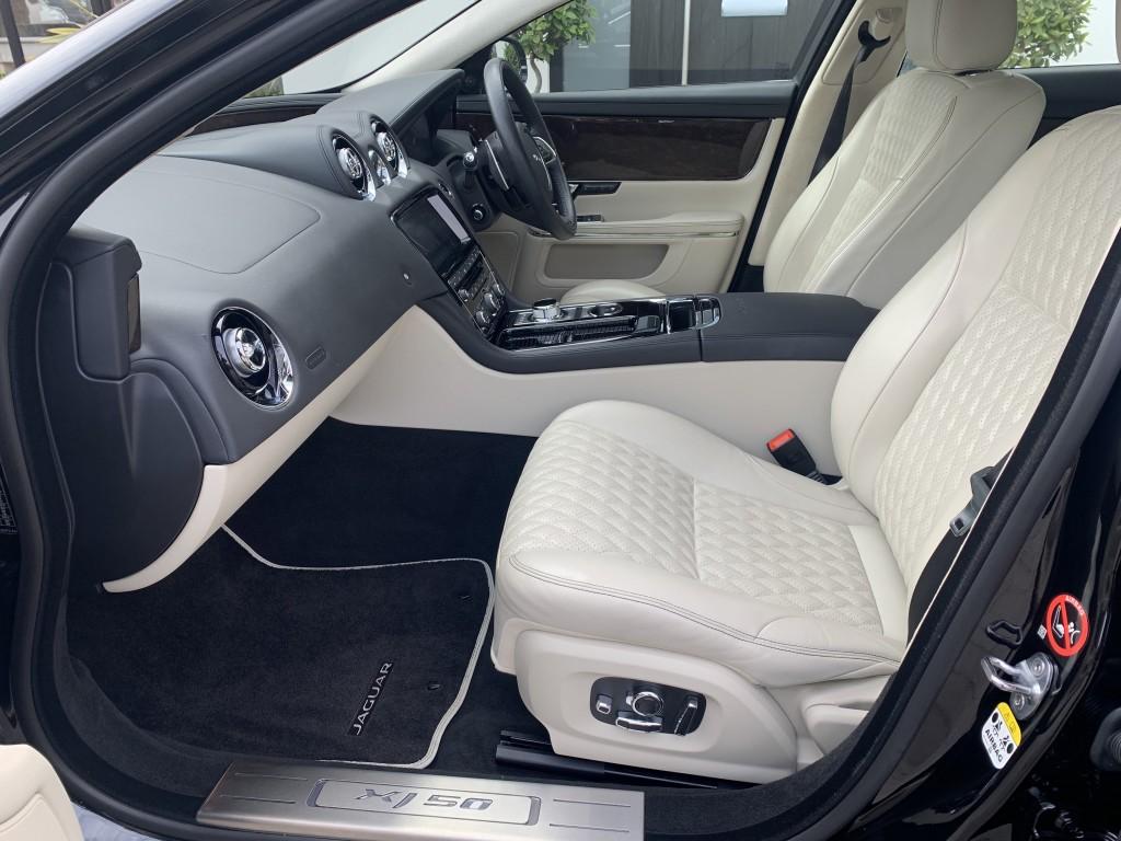 JAGUAR XJ D V6 50TH ANNIVERSARY 3.0 D V6 50TH ANNIVERSARY 4DR AUTOMATIC