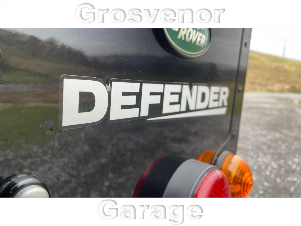 LAND ROVER DEFENDER 2.2 TD HARD TOP