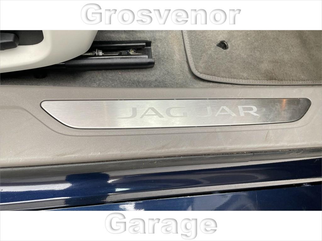 JAGUAR XF 2.0 PORTFOLIO 4DR AUTOMATIC