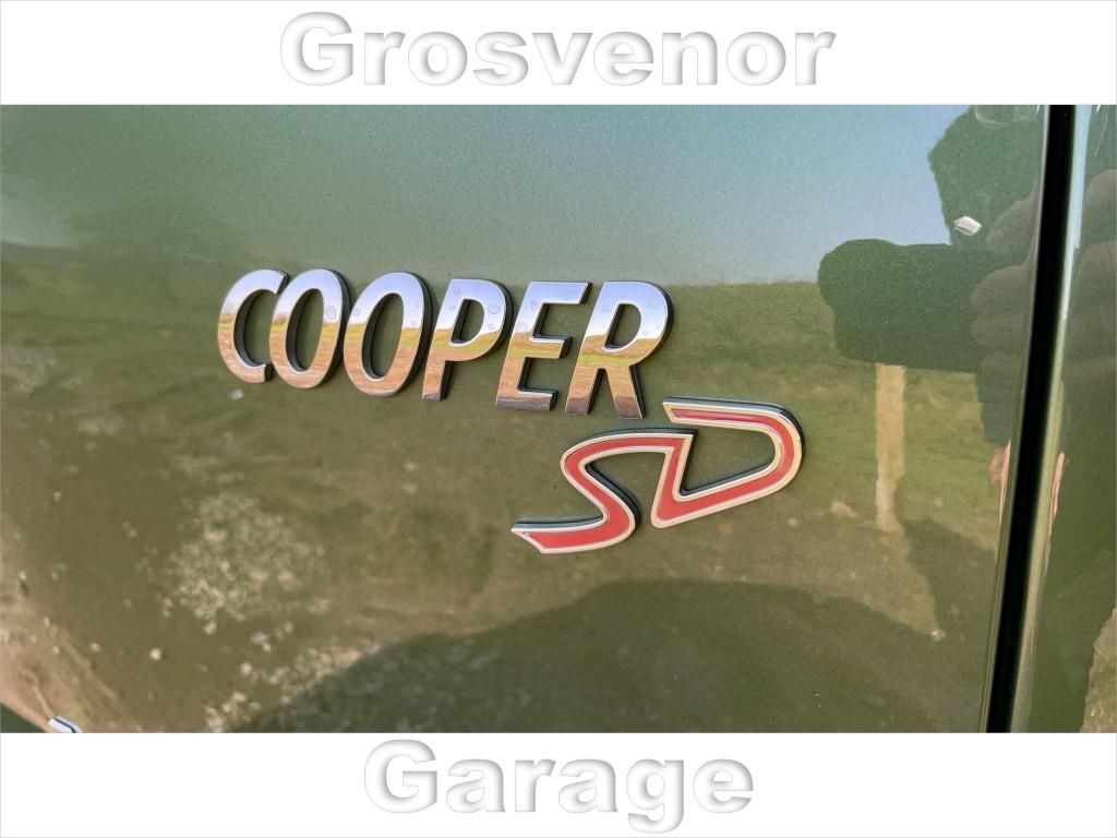 MINI COUNTRYMAN 2.0 COOPER SD 5DR AUTOMATIC
