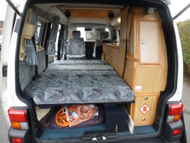 AUTO-SLEEPER TRIDENT T4 2.5 Tdi VW TRANSPORTER