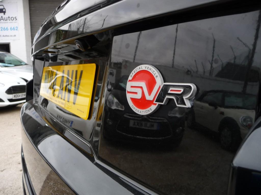 LAND ROVER RANGE ROVER EVOQUE SVR 2.2 SD4 PRESTIGE LUX 5DR AUTOMATIC