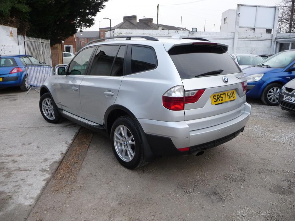 BMW X3 2.0 D SE 5DR