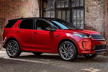 LAND ROVER DISCOVERY SPORT 2.0 R-DYNAMIC S 5DR AUTOMATIC