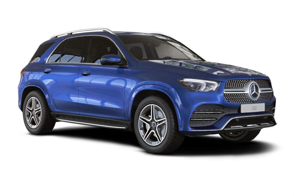 MERCEDES-BENZ GLE-CLASS 3.0 GLE 350 D 4MATIC AMG LINE 5DR AUTOMATIC
