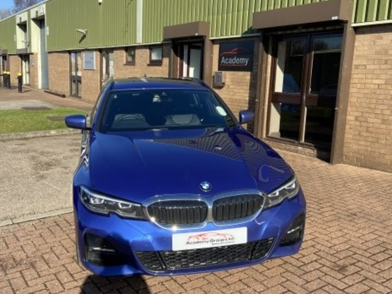 BMW 3 SERIES 2.0 320I EDITION M SPORT TOURING 5DR AUTOMATIC