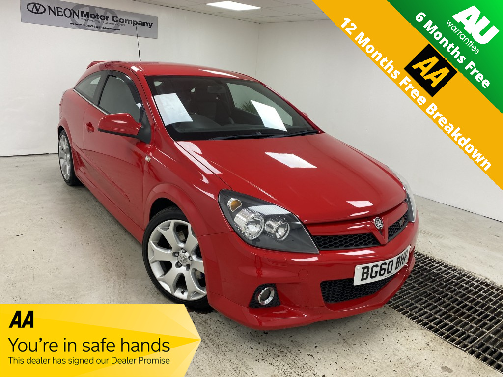 Used VAUXHALL ASTRA 2.0 VXR 3DR in West Yorkshire