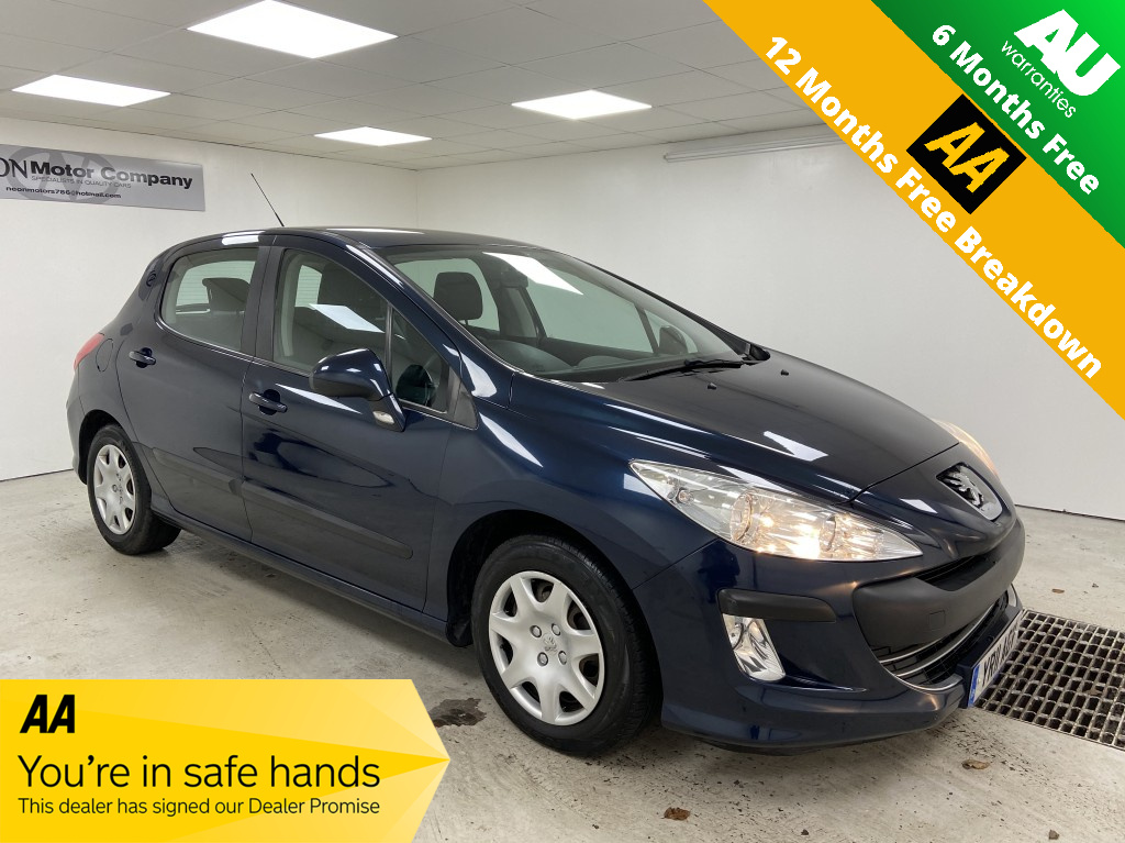 Used PEUGEOT 308 1.6 S HDI 5DR SEMI AUTOMATIC in West Yorkshire