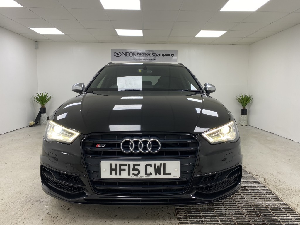 Used AUDI A3 2.0 S3 SPORTBACK QUATTRO 5DR in West Yorkshire