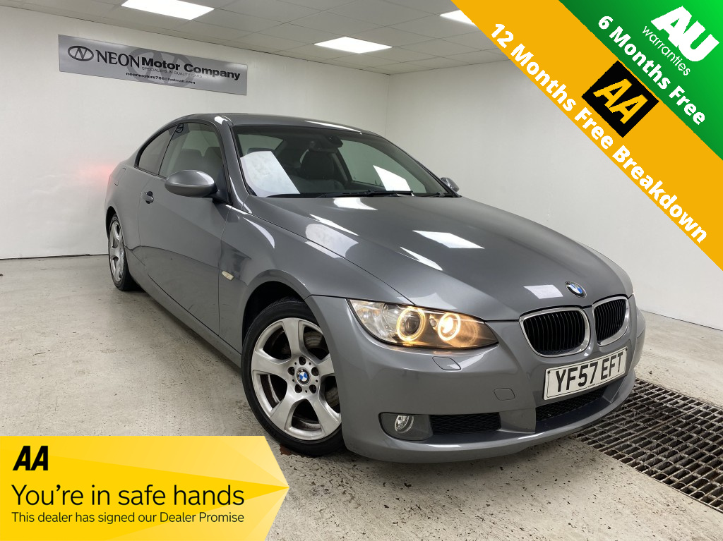 Used BMW 3 SERIES 2.0 320D SE 2DR in West Yorkshire