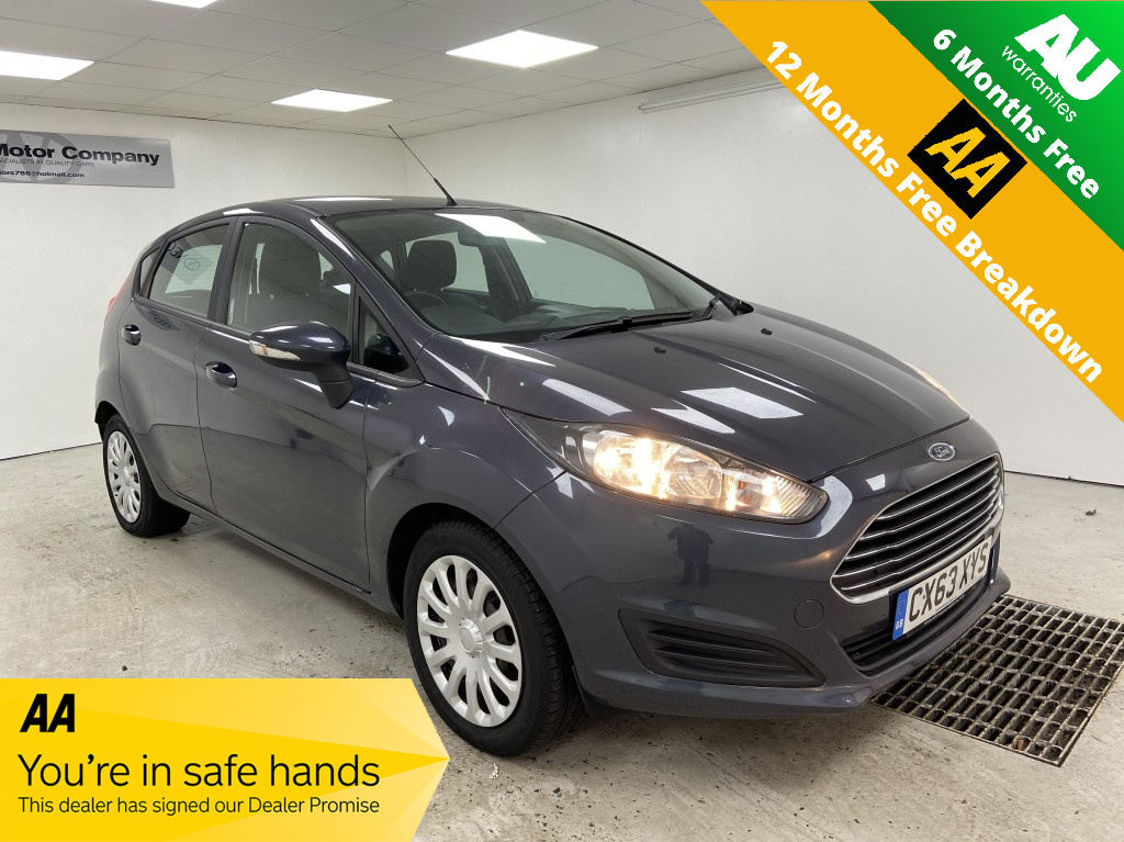 Used FORD FIESTA 1.5 STYLE TDCI 5DR in West Yorkshire