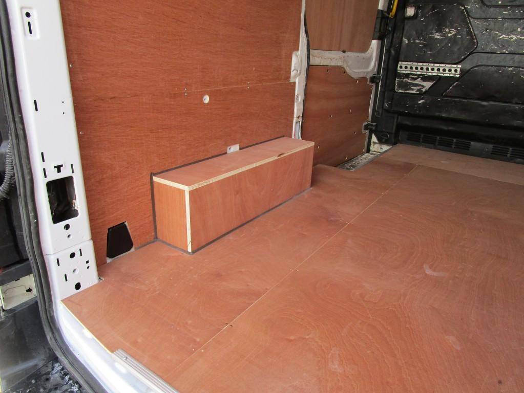 FORD TRANSIT L2 H3 MWB HIGH ROOF T350 RWD (RARE VAN) - ONE OWNER - FSH