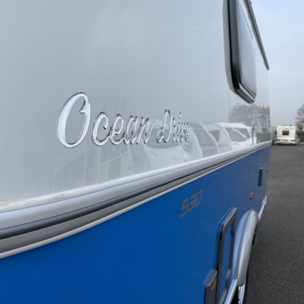 ERIBA Touring  Troll 530 Ocean Drive
