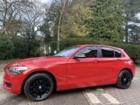 BMW 1 SERIES 1.6 114D SE 5DR
