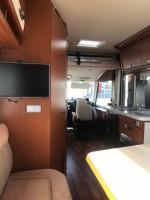 HYMER B534 (Rare,Rear Lounge)