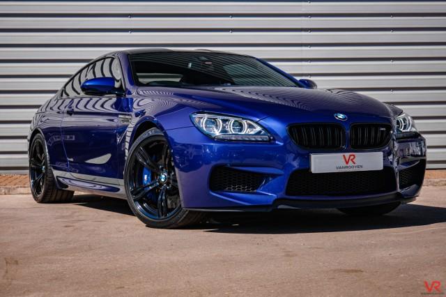 2013 (13) BMW 6 SERIES 4.4 M6 2DR AUTOMATIC | <em>45,549 miles