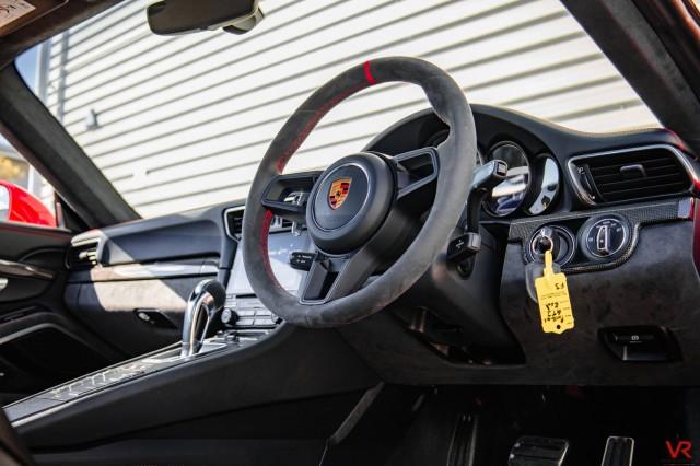 2018 (18) PORSCHE 911 4.0 GT3 PDK 2DR SEMI AUTOMATIC | <em>4,864 miles