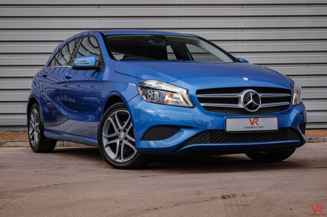 2014 (63) MERCEDES-BENZ A CLASS 1.5 A180 CDI BLUEEFFICIENCY SPORT 5DR | <em>62,891 miles
