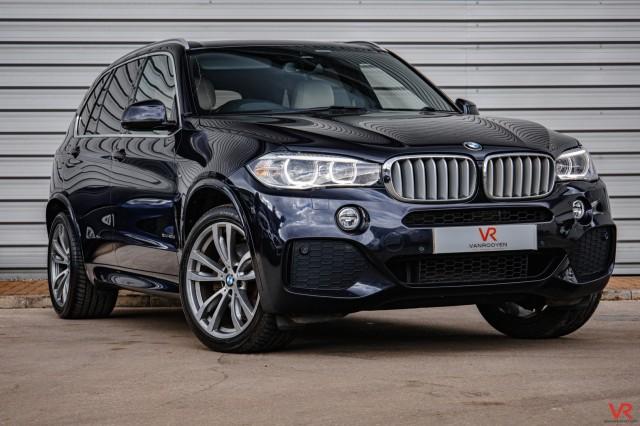 2014 (64) BMW X5 3.0 XDRIVE40D M SPORT 5DR AUTOMATIC | <em>89,892 miles