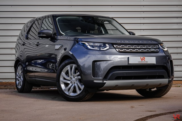 2018 (18) LAND ROVER DISCOVERY 3.0 TD6 HSE 5DR AUTOMATIC | <em>55,688 miles