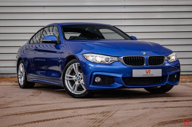 2015 (65) BMW 4 SERIES 2.0 420D M SPORT 2DR AUTOMATIC | <em>47,738 miles