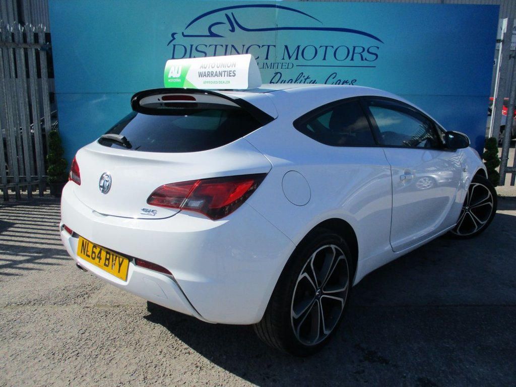 VAUXHALL ASTRA 2.0 LIMITED EDITION CDTI S/S 3DR