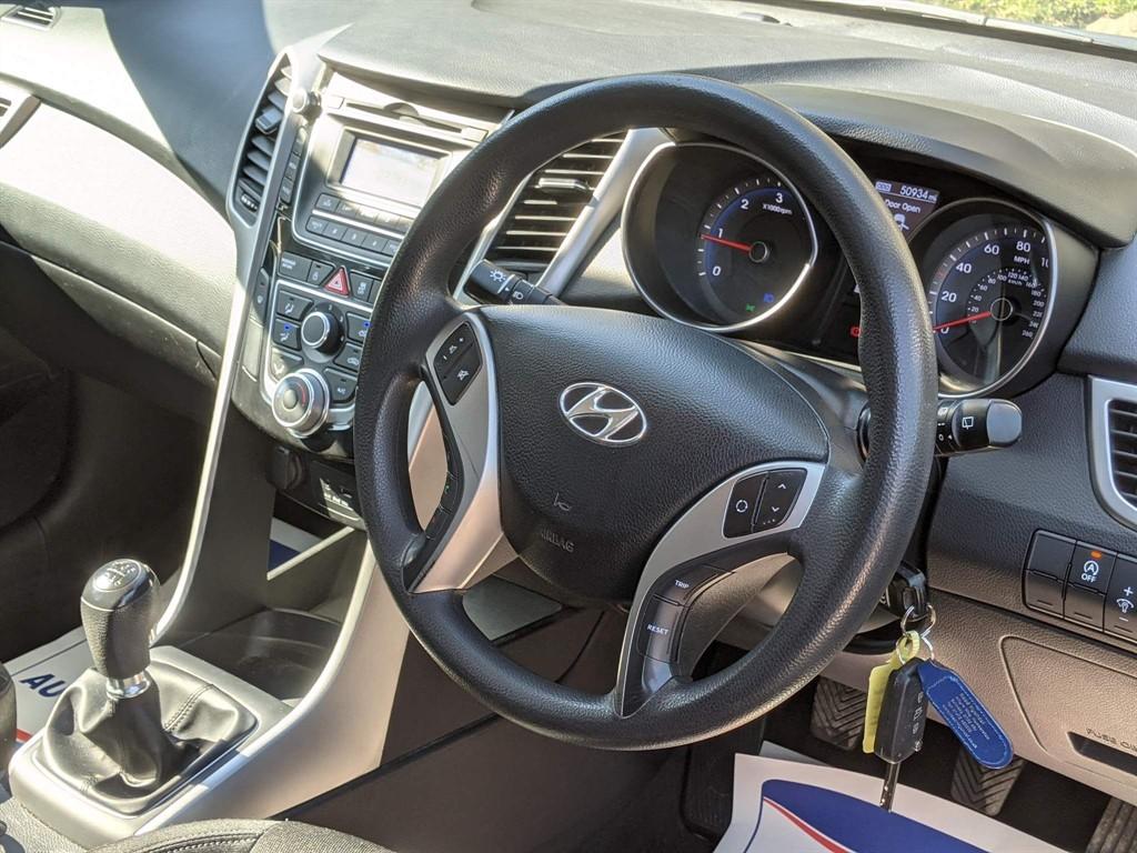 HYUNDAI I30 1.6 CLASSIC BLUE DRIVE CRDI 5DR
