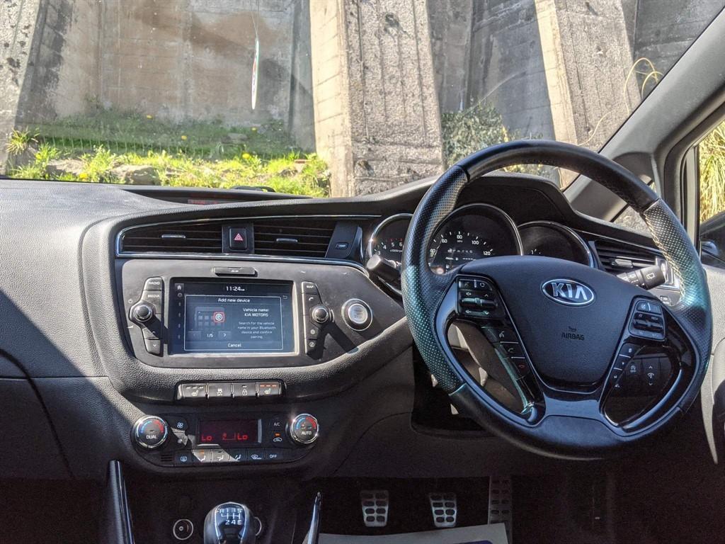 KIA CEED 1.6 CRDI GT-LINE S ISG 5DR