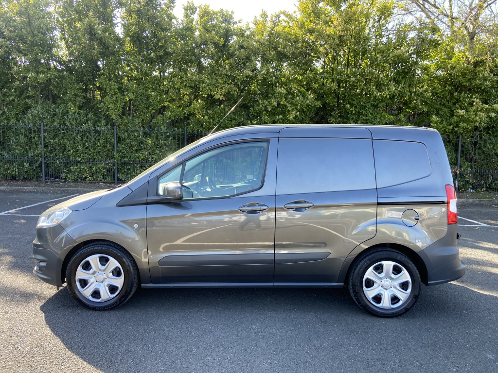 FORD TRANSIT COURIER 1.6 TREND TDCI