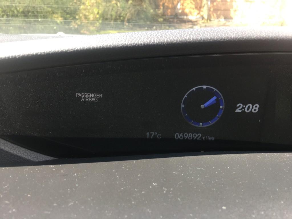 HONDA CIVIC 1.8 I-VTEC EX GT 5DR AUTOMATIC