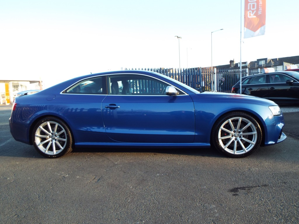 AUDI RS5 4.2 RS5 FSI QUATTRO 2DR AUTOMATIC