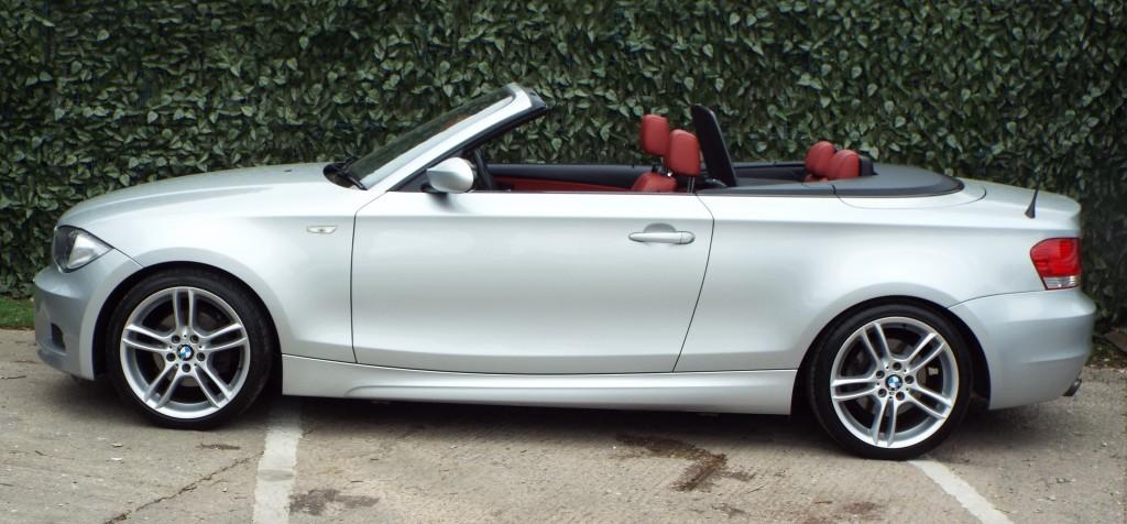 BMW 1 SERIES 2.0 120I M SPORT 2DR